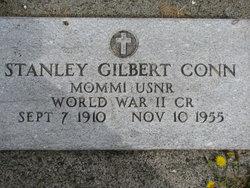 Stanley Gilbert Stan Conn