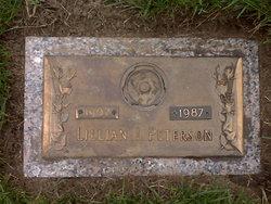 Lillian Irene Nan <i>Campbell</i> Peterson