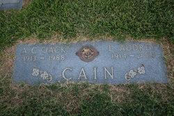 A C Jack Cain