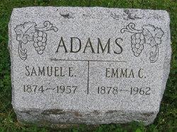 Emma Catherine <i>Shoup</i> Adams