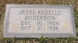 Jesse Redelle Anderson