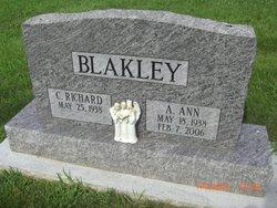 A Ann Blakley