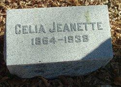 Celia Jeanette Davis