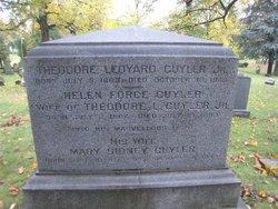Theodore Ledyard Cuyler, Jr