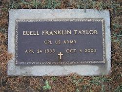 Euell Franklin Taylor