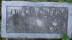 Edna May <i>Sutterby</i> Berry