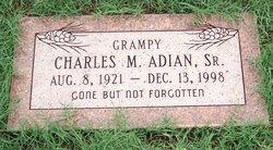 Charles M Adian, Sr