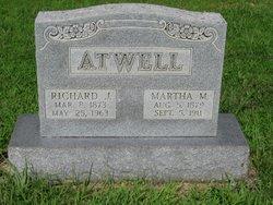 Martha M Atwell