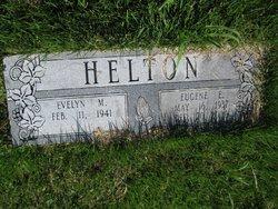 Eugene E Helton