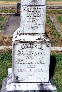 James Axley Bradford