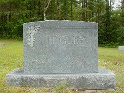 Maria Rawlings May <i>Agard</i> Higley