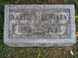 Hattie E. <i>Reeves</i> Bentley