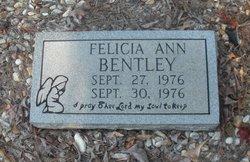 Felicia Ann Bentley