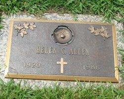 Florence Helen <i>Collie</i> Allen