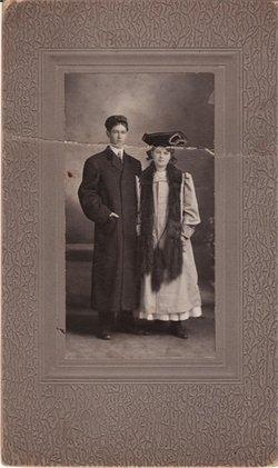 Ida Pearl <i>Gordon</i> Evans
