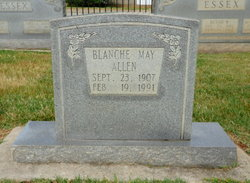 Blanche May Allen