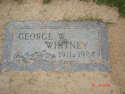 George William Whitney