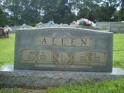 Comer MacMillan Allen
