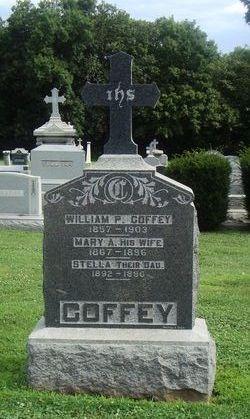 Mary Ann <i>Buckley</i> Coffey