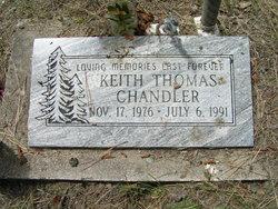 Keith Thomas Chandler