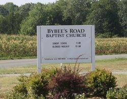 Bybee's Road Baptist Church Cemetery