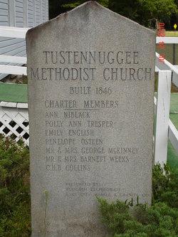 Tustenuggee Methodist Cemetery