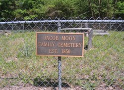 Jacob Moon Family Cemetery