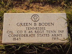 Green Bloomfield Boden
