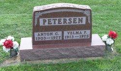 Anton C Petersen
