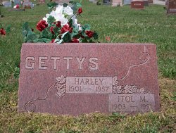 Itol M <i>Mohney</i> Gettys