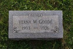 Verna May <i>Yerian</i> Goode