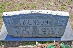 Capt Emmitt Leroy Brinson