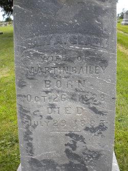 Mary A <i>Clark</i> Bailey