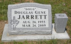 Douglas Gene Jarrett