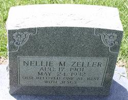 Nellie M <i>Tolly</i> Zeller