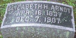 Ann Elizabeth <i>Hulett</i> Arnot