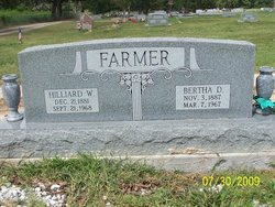 Hilliard Wesley Farmer