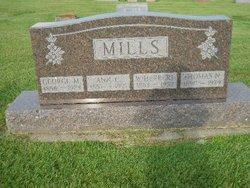 Ann Cornelia <i>Kuykendall</i> Mills