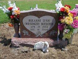 Roxanne Lynn <i>Wrisinger</i> Buescher