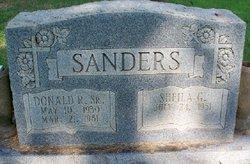 Donald R. Sanders, Sr