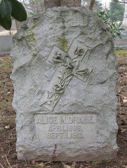 Alice M Drane