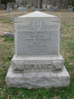 Bettie <i>Thomas</i> Drane