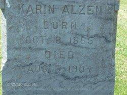 Karin <i>Strom</i> Alzen
