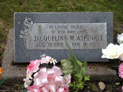 Jacqueline M. Aspinall