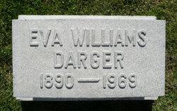 Eva <i>Williams</i> Darger
