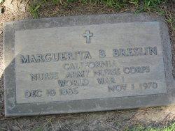 Marguerita Rita Breslin