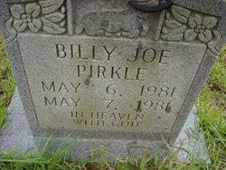 Billy Joe Pirkle