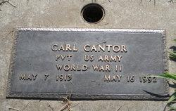 Carl Cantor