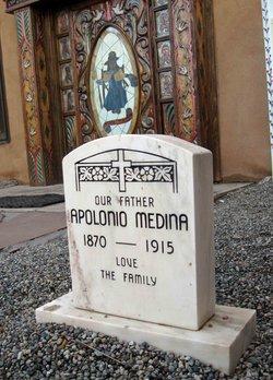 Apolonio Medina