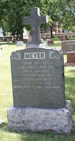Agnes <i>Meyer</i> Best
